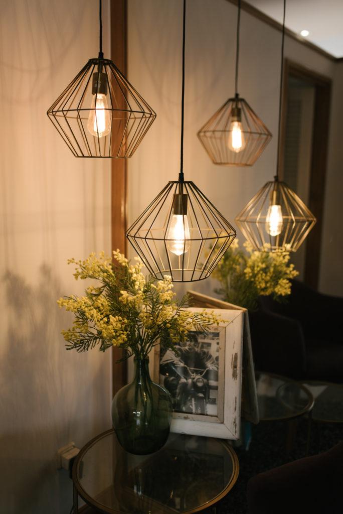 Iluminación Comercio Diseño Basoko